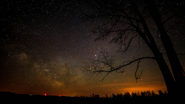 Our Milky Way by Ryan Hallock